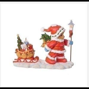 NWB Cherished Teddies William Christmas Be…